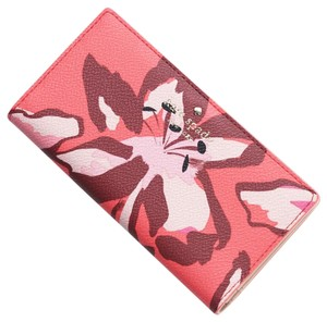 Kate Spade HAWTORN LANE FLORAL STACY WALLET