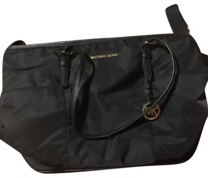 Michael Kors black Diaper Bag