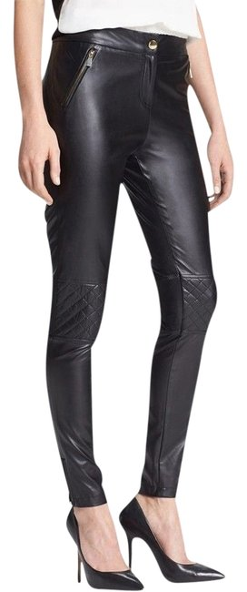 Preload https://img-static.tradesy.com/item/20649359/vince-camuto-black-quilted-detail-faux-leather-pants-size-2-xs-26-0-6-650-650.jpg