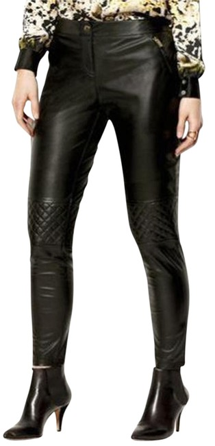 Vince Camuto Straight Pants Black Image 2