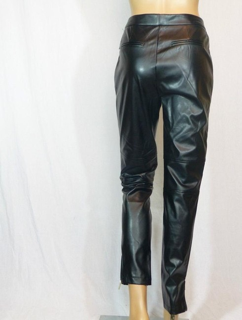 Vince Camuto Straight Pants Black Image 4