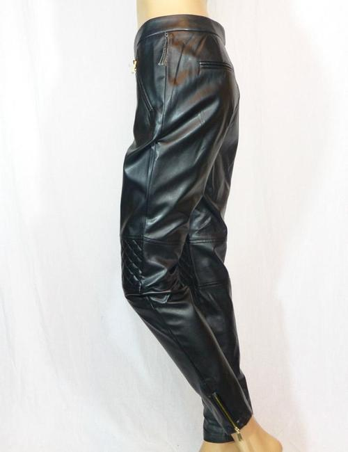 Vince Camuto Straight Pants Black Image 5