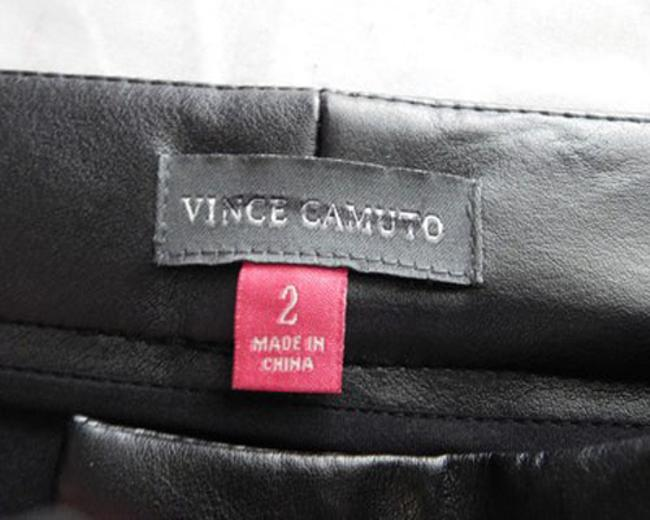 Vince Camuto Straight Pants Black Image 9