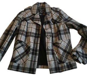 Pepe Jeans checked Womens Jean Jacket