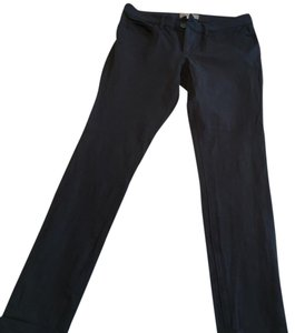 Banana Republic Skinny Pants navy blue