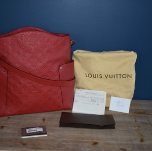 Louis Vuitton Tote in Cherry