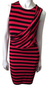Bailey 44 short dress Red/Black on Tradesy