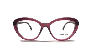 Chanel CH 3253 (color) French Plumb Cat Eye Glasses -Free 3 Day Shipping