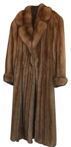 Custom made Sable Fur Coat