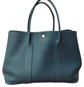 Hermès Tote in Turquoise