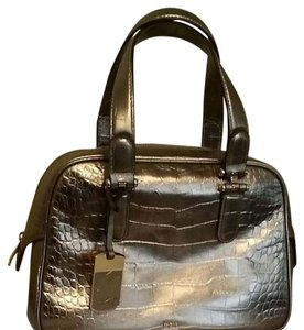 Ralph Lauren Satchel in Metallic gold