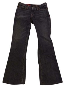 AG Adriano Goldschmied The Angel The Angel Boot Cut Jeans-Dark Rinse