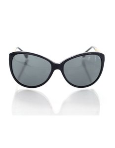 Chanel Chanel Black Cat Eye Sunglasses With Quilting