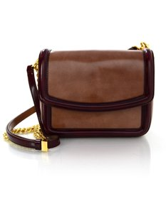 Stella McCartney Double Flap Vegan Cross Body Bag