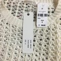 LF Stores Holey Knit White Sweater LF Stores Holey Knit White Sweater Image 4