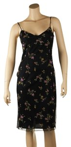 Laundry by Shelli Segal short dress Black Polyester on Tradesy