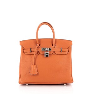 Hermès Birkin Leather Tote
