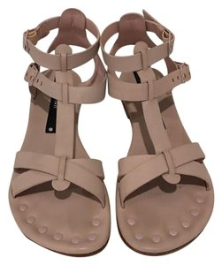 Matt Bernson blush Sandals