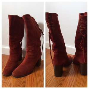 Coach Bordeaux Boots