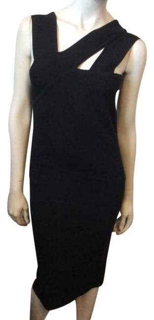 Preload https://img-static.tradesy.com/item/20650436/narciso-rodriguez-black-knee-length-night-out-dress-size-10-m-0-1-650-650.jpg