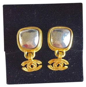 Chanel CC CHANEL STONES EARRING