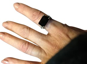 Other Black onyx ring