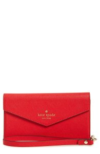 Kate Spade kate spade new york iPhone 7 leather wristlet
