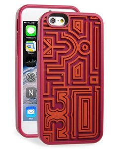Tory Burch Tory Burch Gallery Game Silicone Case For iPhone 6s