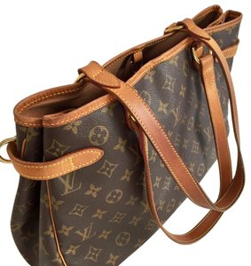 Louis Vuitton Tote in Brown LV