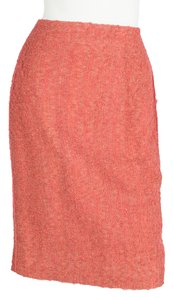 Chanel Skirt Coral