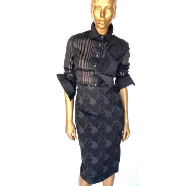 Tracy Reese Skirt Black Image 2