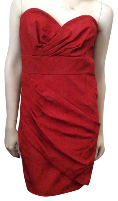 Preload https://img-static.tradesy.com/item/20651175/tracy-reese-red-above-knee-cocktail-dress-size-8-m-0-1-650-650.jpg