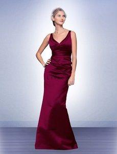 Bill Levkoff Euro Wine Style 546 Dress