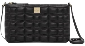 Kate Spade Leather Classic Quilted Design Cross Body Bag