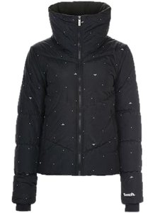 Bench Ski Snow Coat