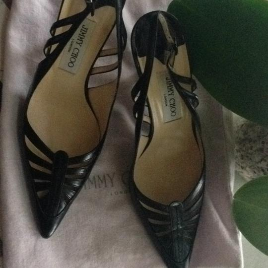 Jimmy Choo Great Condition black Pumps Image 1