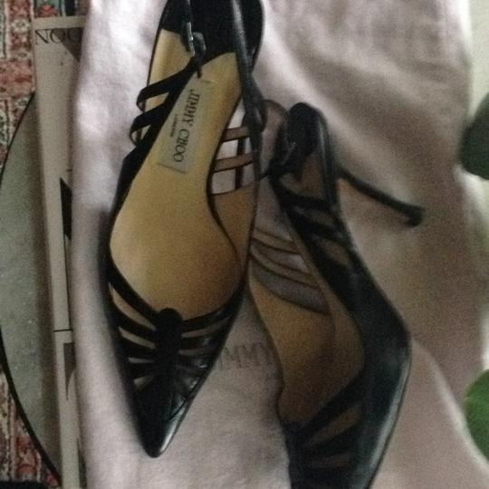 Jimmy Choo Great Condition black Pumps Image 2