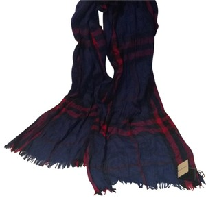 Burberry NWT Burberry Giant Check Cashmere/Fine Wool Scarf Unisex