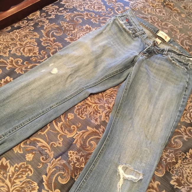 Abercrombie & Fitch Boot Cut Jeans-Light Wash Image 1