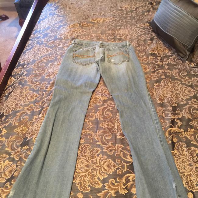 Abercrombie & Fitch Boot Cut Jeans-Light Wash Image 2