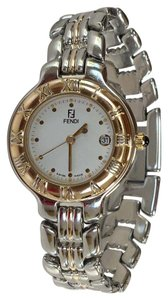 Fendi FENDI Gold/Silver Ladies Watch