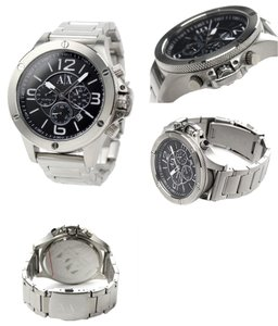 ARMANI EXCHANGE MENS Armani Exchange Chronograph Watch, Stainless Steel Bracelet,