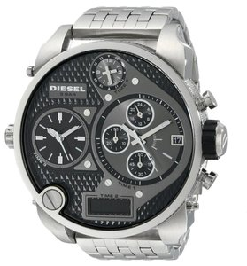 DIESEL Diesel Watch, Chronograph Stainless Steel Bracelet 51mm DZ7259