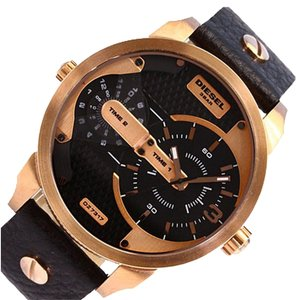 Diesel Diesel Men's Mini Daddy Rose Gold Watch DZ7317