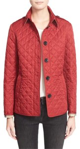 Burberry Brit Red Jacket
