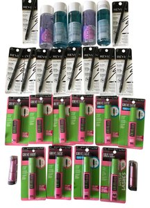 Maybelline, Almay, Revlon WHOLESALE MAYBELLINE, ALMAY AND REVLON NEW AND SEALED