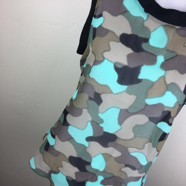 Other Top teal black