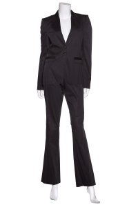 Gucci Gucci Dark Green Pant Suit