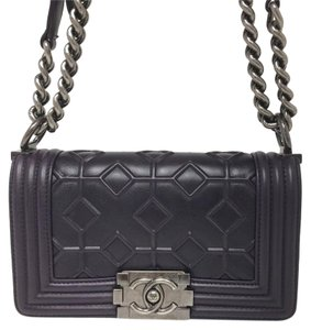 Chanel Flap Boy Small Flap Cross Body Bag