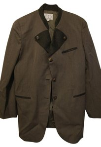 Wathne Khaki, army green, brown Blazer